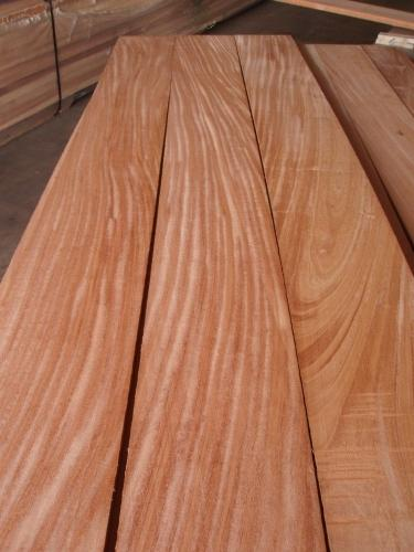 Beautiful Ribbon African Mahogany