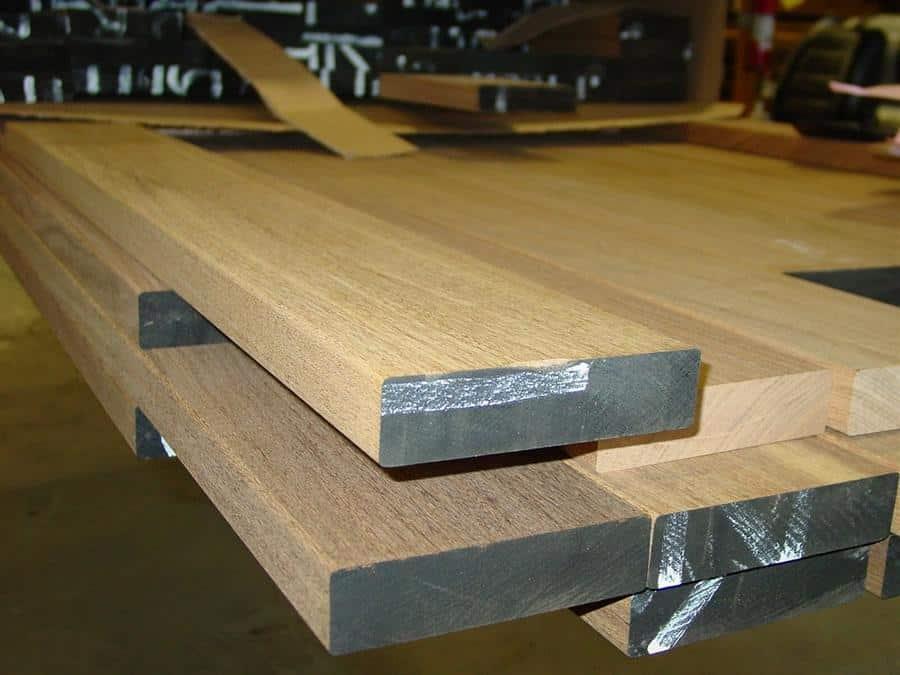 Afrormosia s4s Lumber