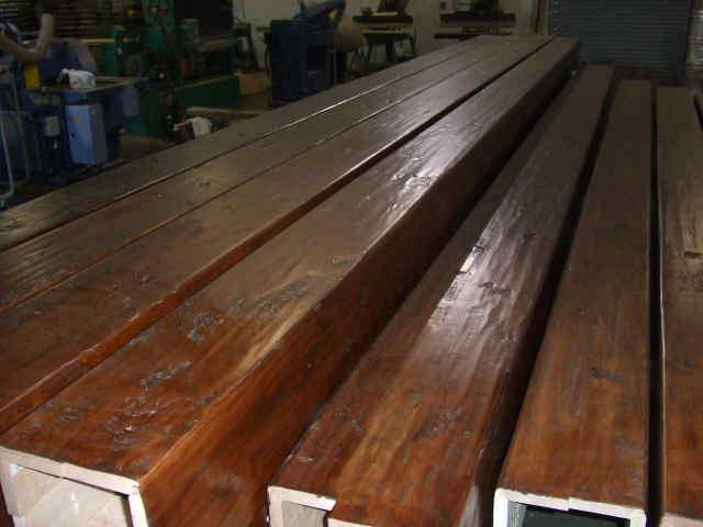 Alder Box Beams