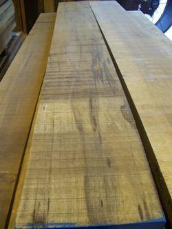 Black Limba Lumber