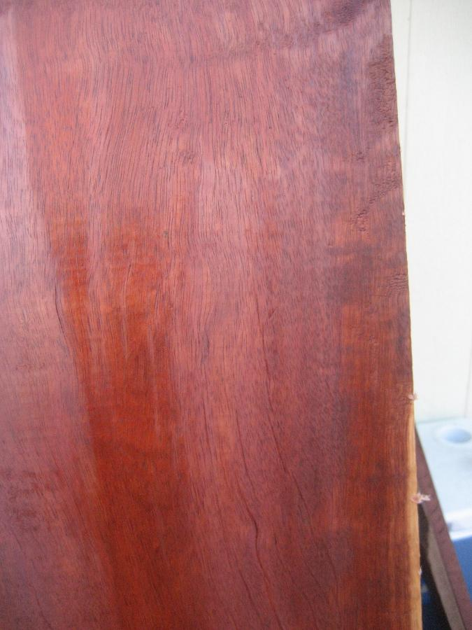 Bloodwood wetted