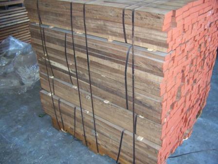 Bocote Lumber Bundle