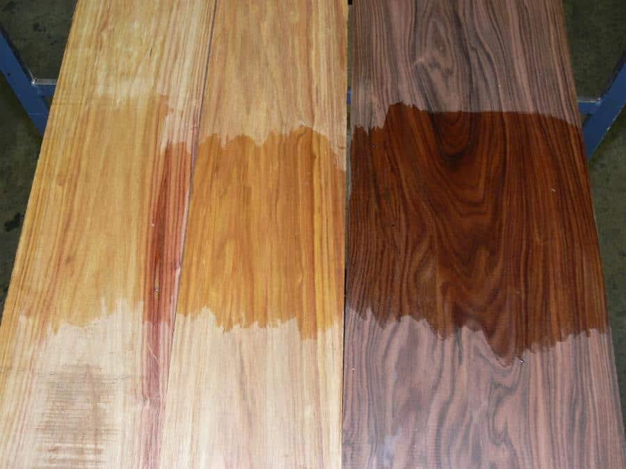 Canarywood Color Variation
