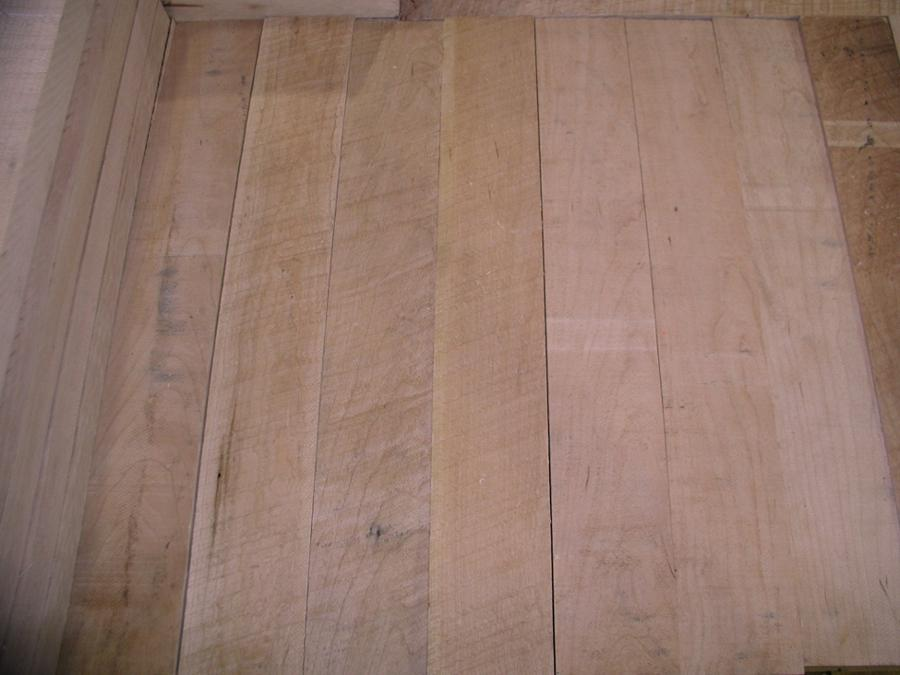 Select Red Heart Cherry Lumber
