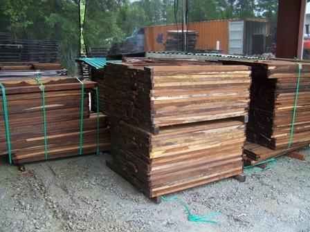 Cocobolo Lumber Bundle