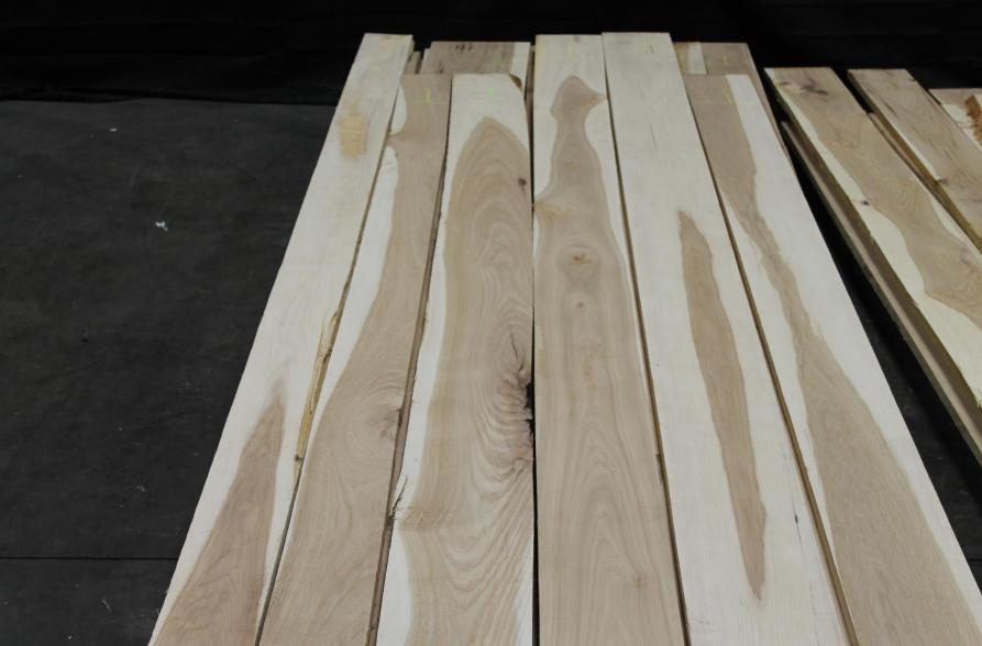 Select & Better Grade Hickory- Calico Color