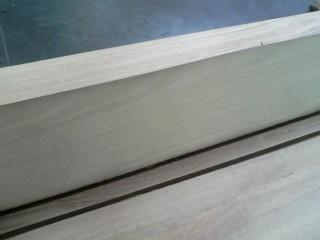 Iroko surfaced 4 sides
