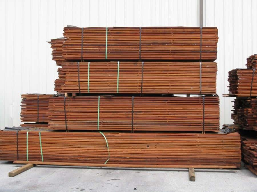 Unit of Jatoba