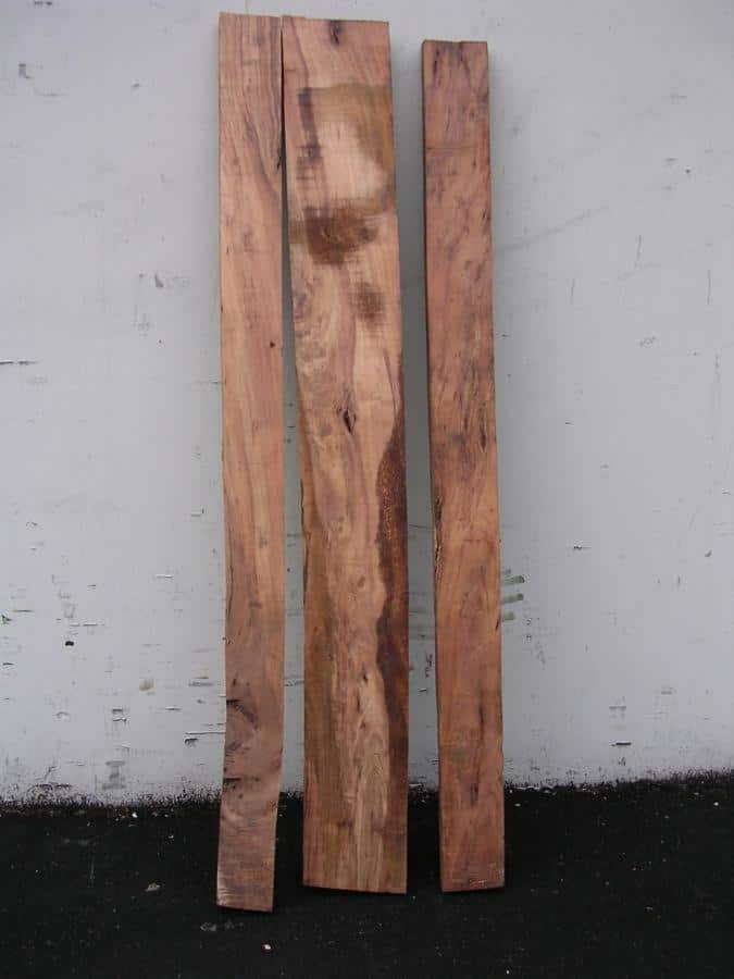 Acacia Koa surfaced 2 sides
