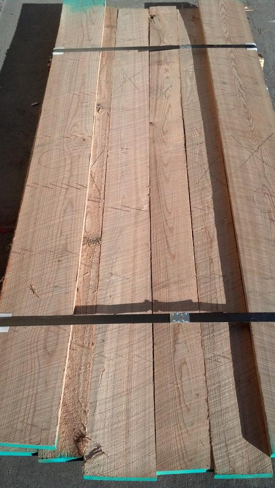 Rustic Red Elm Lumber Bundle