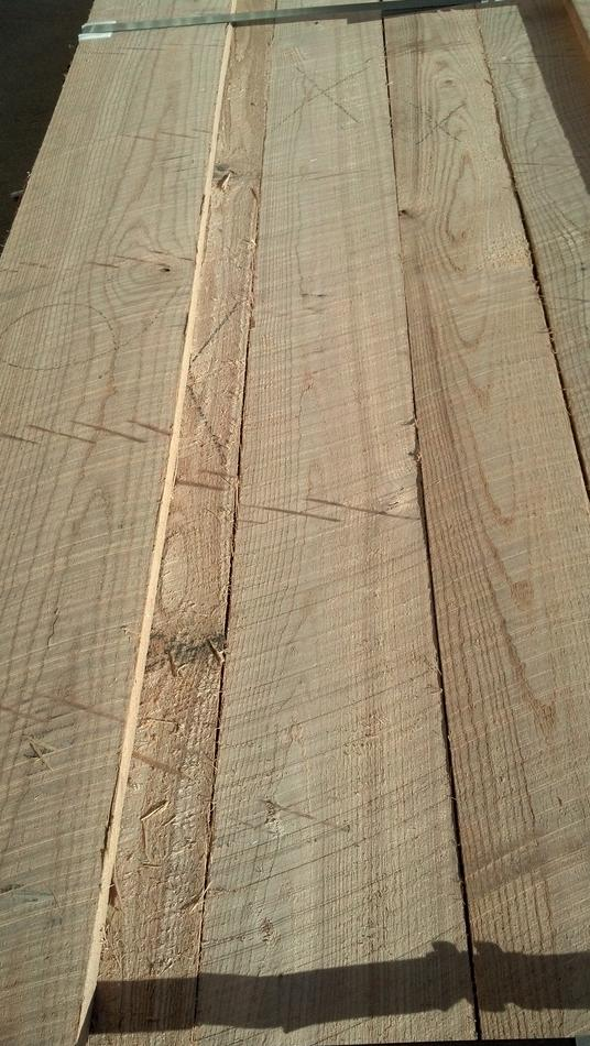 Rustic Red Elm Lumber