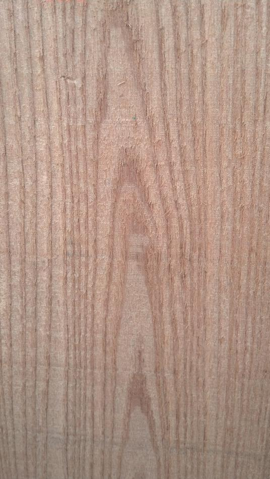 Red Elm Wood Close Up
