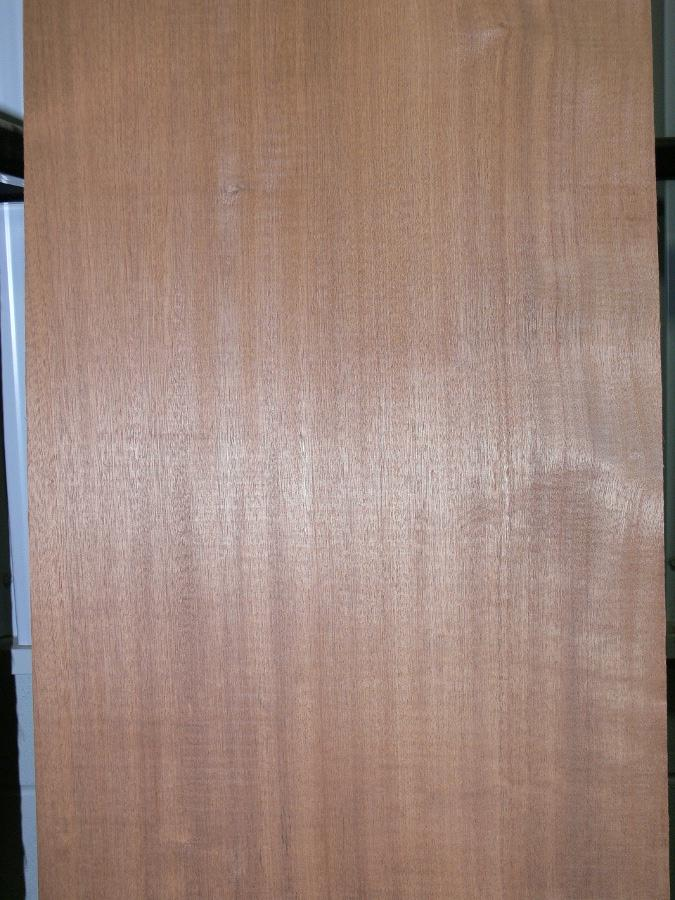 Wide Quarter Sawn Sapele Close Up