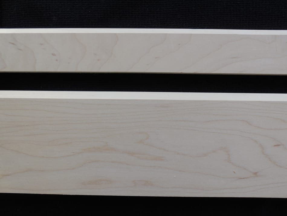 Simple Maple Mouldings