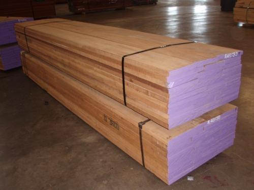 Units of FEQ Grade Teak or Tectona grandis