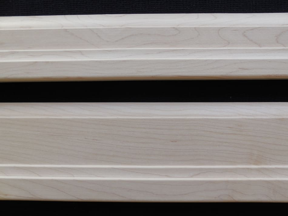 Traditional Maple Mouldings