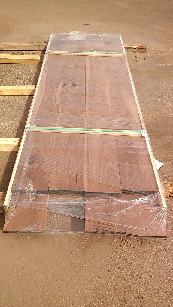 Walnut 1x10 Dimension s4s Ready to Ship