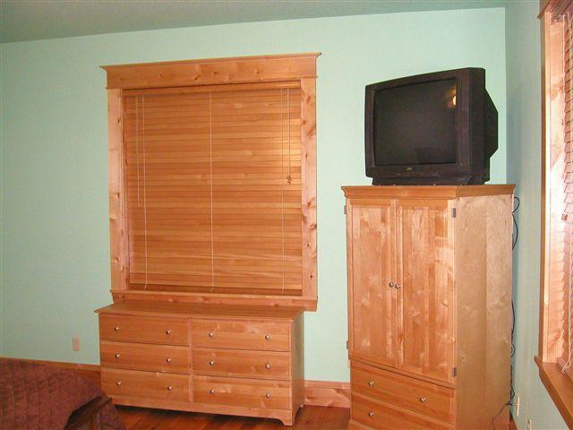 Knotty Alder Furniture Trim