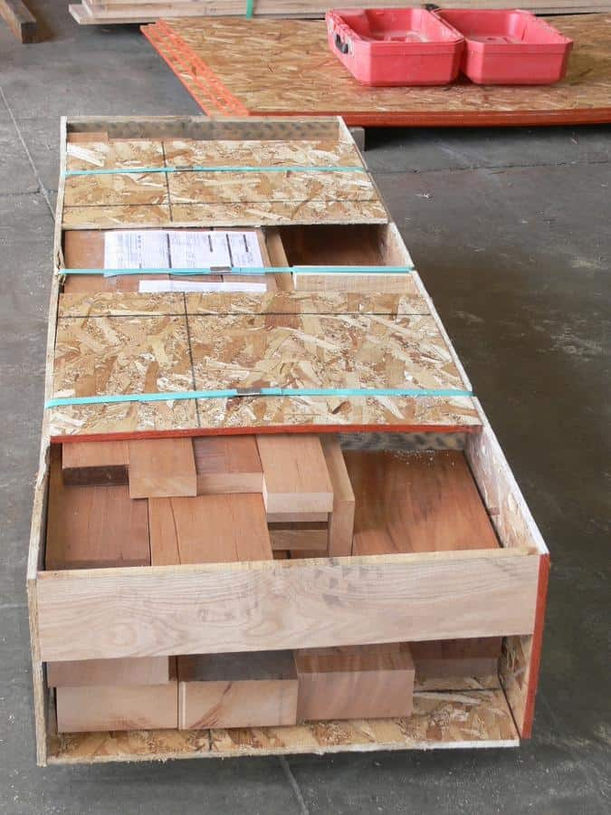 Mahogany Dimension Ready to Ship