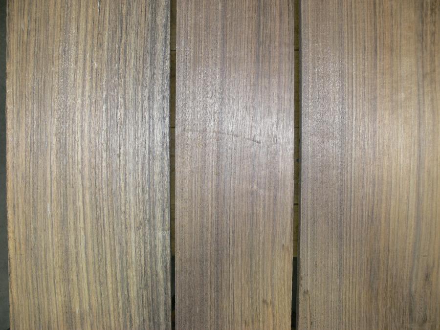 Shedua Quarter Sawn Lumber Surfaced