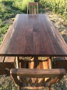 Walnut-Live-Edge-Table