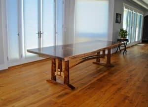 Walnut-bookmatch-Table-Complete
