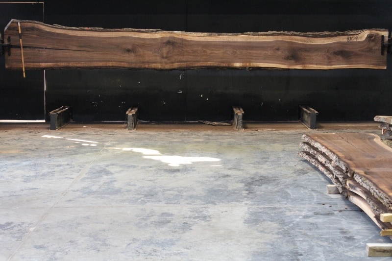 slab 810-9 rough size 2″ x 19-28″ avg. 22″ x 20′ $1550