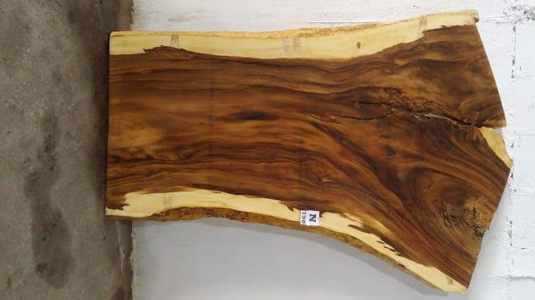Slab N100, surfaced size 2.75″ x 77-51-50″ x  102″  $1780