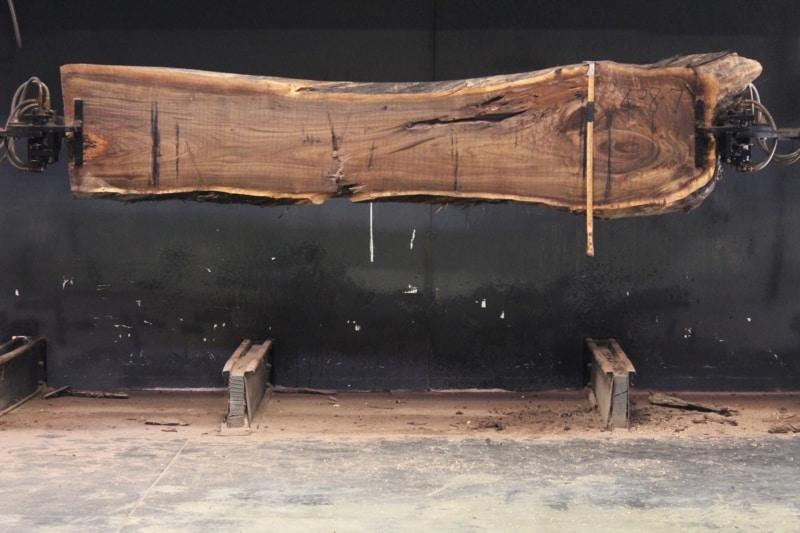 slab 838-7 rough size 2.5″ x 19-27″ avg. 22″ x 11′ $600