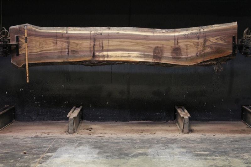 slab 869-8 rough size 2.5″ x 18-24″ avg. 23″ x 11′ $900