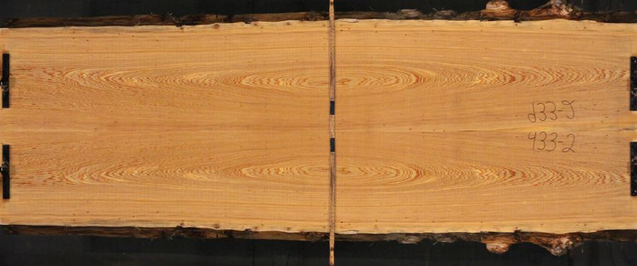 cypress 933-1&2 simulation, approx. size 2″ x 44″ x 11′ Both Rough Slabs $1750